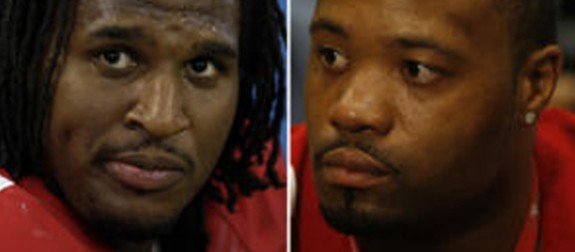 49ers' Ahmad Brooks charged with sexual battery; Ray McDonald indicted on rape charge