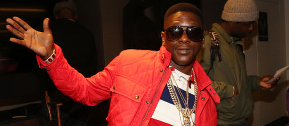Boosie Badazz Facing Felony Drug and Firearm Charges After Being Arrested (UPDATE)